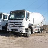 HOWO ruedas de 10 a 10 metros cúbicos de camiones hormigonera