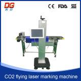 СО2 летая машина маркировки лазера с сертификатом Ce