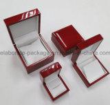 Роскошная Mahogany одиночная деревянная коробка пакета вахты