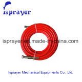 スプレー機械のための青または赤30m/15mの高圧のホース
