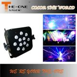 12X17W KTV Stage sans fil LED Light Party Equipment