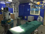 Ce aprovado ou da lâmpada Shadowless cirúrgica leve do diodo emissor de luz lâmpada Shadowless cirúrgica da operação do diodo emissor de luz/dispositivo médico da luz