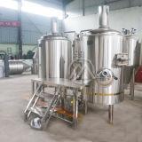 Système-b de brasserie de tonne de Lauter de récipients de l'acier inoxydable 2