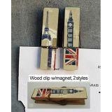 販売するべき安の台所装飾の木クリップ