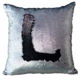 Cuscino di base fatto della sirena di disegno due di modo DIY per il coperchio