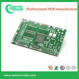 La inmersión de PCB de Oro, la única cara PCB, placa de circuito impreso PCB, máscara de soldadura