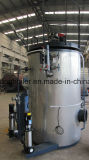 Diesel, gaz, double carburant 500 Kg / H Vertical Steam Generator