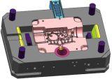 La precisión de aluminio de fundición de moldes para el automóvil