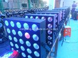 Luz LED 25 * 15W RGB 3in1 Multicolor LED Eastsun Blinder Matrix
