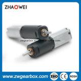 8 mm de alta eficiência 4.2V pequenas DC Redutor