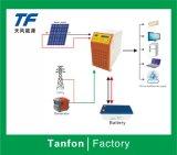 Heiße Verkaufs-SolarStromnetz-Familien-Dach-Fläche-volle Energie