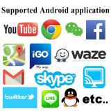Android 4.4 GPS-Navigations-Kasten für Schnittstelle Waze Youtube Cadillac-Escalade video Spiel usw.