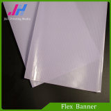 Frontlit Glossy PVC Flex Banner of Raw Material