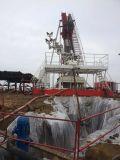 Multi-Function Oilfield Workover forage de forage avec la production d'hydrocarbures près du plateau côtier