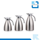 Nieuwe Stijl 304 de Pot van de Koffie van het Roestvrij staal en de Ketel van het Water