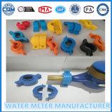Junta de bloqueo de seguridad de plástico para el frío del medidor de agua caliente