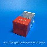 Пластичная складывая коробка для электронного пакета волдыря