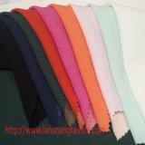 Peça de vestuário de tecido de poliéster de Rayon camisola para vestuário têxtil Inicial