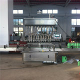 Fabricante líquido automático lleno de la máquina de rellenar del pesticida y del producto químico