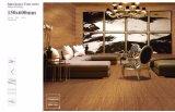 Carreau de céramique bon marché de rouleau de sembler du bois antidérapant moderne d'impression