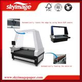 tela de 1800X1600mm/máquina de estaca laser do couro auto com única cabeça