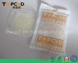 Datilografar um gel de silicone branco do cloreto do cobalto livre