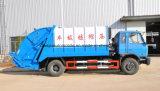 Dongfeng 4X2 6 катит 15 тележка собирать и перехода тонн отброса Compactor