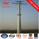 Подгонянное 115kv полигональные электрические общего назначения Poles