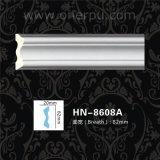 PU обычная для литья под давлением из полиуретана Cornice настенной панели Hn-8608
