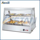 Dh21 음식 기계장치의 이동할 수 있는 전기 음식 온열 장치 내각 기계