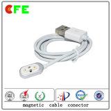 Personalizado 2pin magnético Pogo Pin conector para rociador eléctrico
