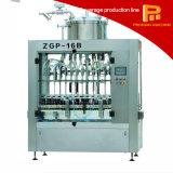 Macchina di rifornimento liquida di controllo lineare del flussometro