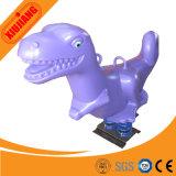 Le thème animal populaire badine le cheval d'oscillation extérieur de ressort