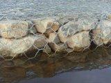 Protección contra la erosión de la malla hexagonal Gabion