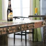 Venta caliente antigua mesa de comedor cuadrado de madera
