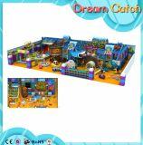 Parque de entretenimento OEM Ce GS Plastic Play House com Slide