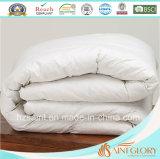 Pena e para baixo Comforter brancos do ganso do cobertor super da penugem