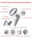 Оборудование красотки чашки вакуума электрического комода Liposuction повышения груди вибрируя