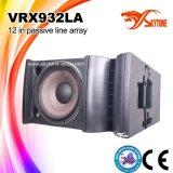 Vrx932la 800Wラインアレイスピーカーのサウンド・システム