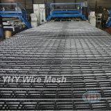Maglia saldata comitato di armatura in cemento armato del filo di acciaio della costruzione