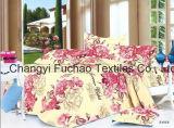 Novo hotel de design conjunto de roupa de cama de algodão/Poli Define Lençol fronhas