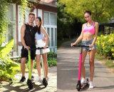 スマートな自己のはずみ車のフォールドの移動性の蹴りの電気スクーター