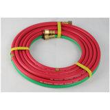 Tubo flessibile ossiacetilenico di Rma 1/4 '' per il taglio di gas 300psi