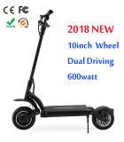 2wheels 2 a roulé le scooter de moto de moteur électrique