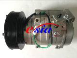小松10s17c 8pk 145mmのための自動空気調節AC圧縮機