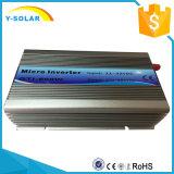 Inverseur solaire de relation étroite de réseau de Gwv-600W-220V 22-60VDC 190-260VAC