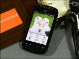Telefone celular Android Original Mytouch 3G Deslize Smart Phone