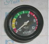Landwirtschaftliche allgemeinhinfahrzeug-mechanisches Öldruck-Anzeigeinstrument