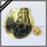 Подгонянный изготовленный на заказ Pin отворотом металла для женщины (BYH-101166)