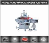 máquina de termoformação plástico automática para a PS/BOPS/PVC/Material Pet